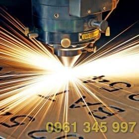 Cắt Laser Kim Loại quận 7 | Gia Công Cắt và Khắc Laser