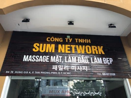 Thiết Kế Thi Công Bảng Hiệu Quảng Cáo Quận 7 TP HCM