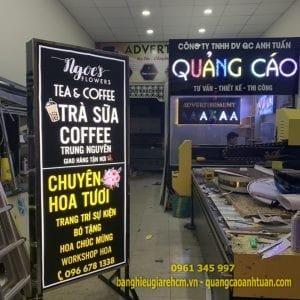Thi công biển hiệu quảng cáo đẹp tại Hồ Chí Minh