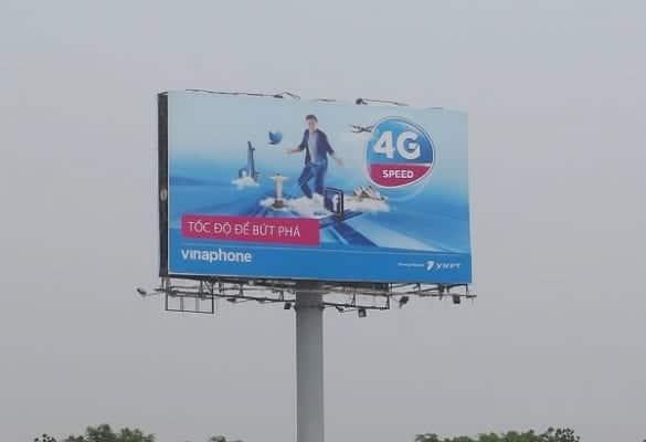 Thiết kế bảng quảng cáo, biển hiệu đẹp cho công ty tại tphcm