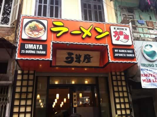 Hướng dẫn làm biển hiệu đẹp cho quán ăn thêm đông khách