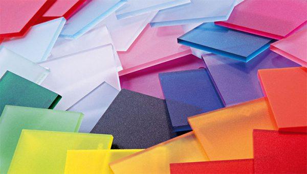 Tấmmica màusử dụng rất phổ biến
