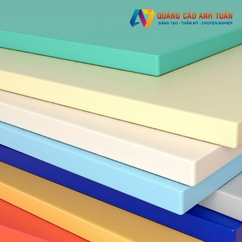 Tấm Foam – Tấm Nhựa PVC Những Ưu Nhược Điểm Đáng Lưu Ý