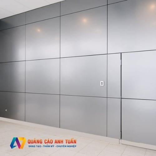Có Nên Ốp Tường Nhà Bằng Tấm Nhựa Aluminium? Alu Ốp Tường