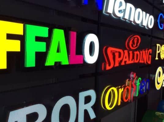 4 yếu tố để có một biển hiệu đẹp cho công ty