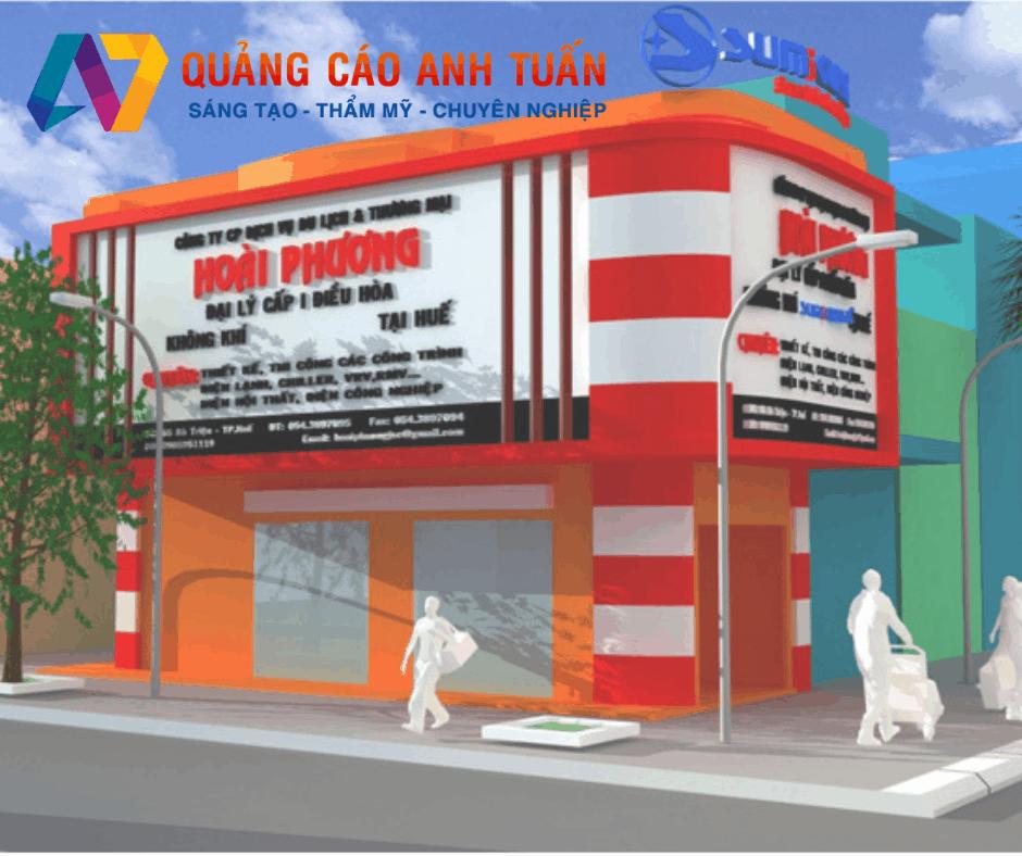 TOP 3 Mẫu Biển Hiệu Cửa Hàng Đang Thịnh Hành Nhất 2019