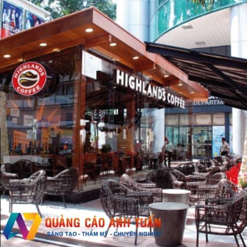 Gợi Ý Để Có Mẫu Biển Hiệu Quán Cafe Ấn Tượng