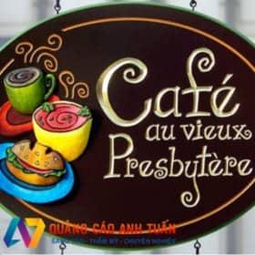 Tổng Hợp Những Mẫu Bảng Hiệu Cafe Đẹp