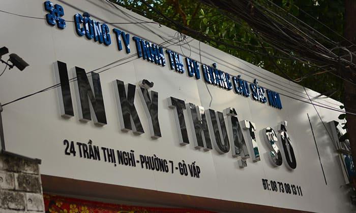 Tổng Hợp Top 6 Công Ty Làm Bảng Hiệu Quảng Cáo Uy Tín Tại TPHCM