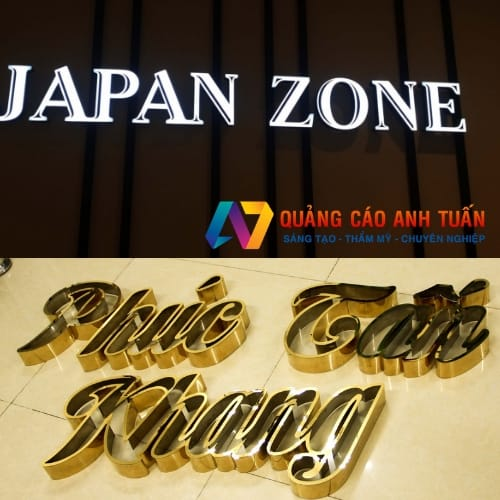 Top 2 công ty làm biển hiệu quảng cáo đẹp tại TPHCM