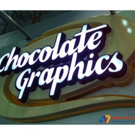 Báo giá thiết kế và làm bảng hiệu quảng cáo tại TPHCM