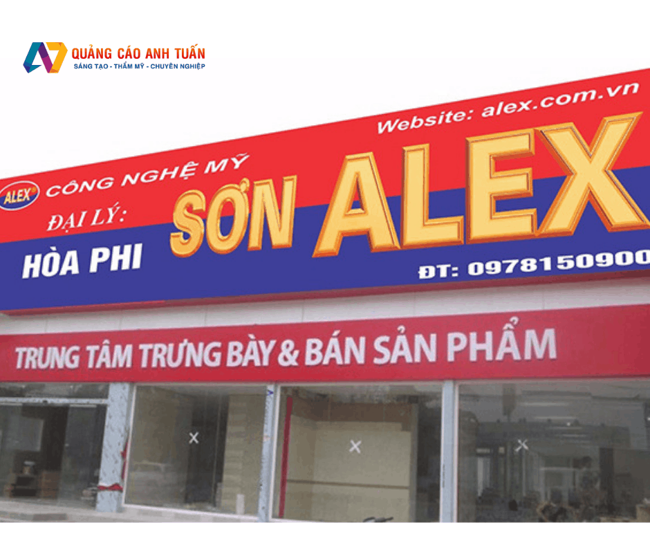 Như thế nào là một bảng hiệu Hiflex đúng chuẩn tại TPHCM?