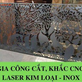 Công Ty Gia Công & Cắt Laser Kim Loại Quận 7 - TP.HCM