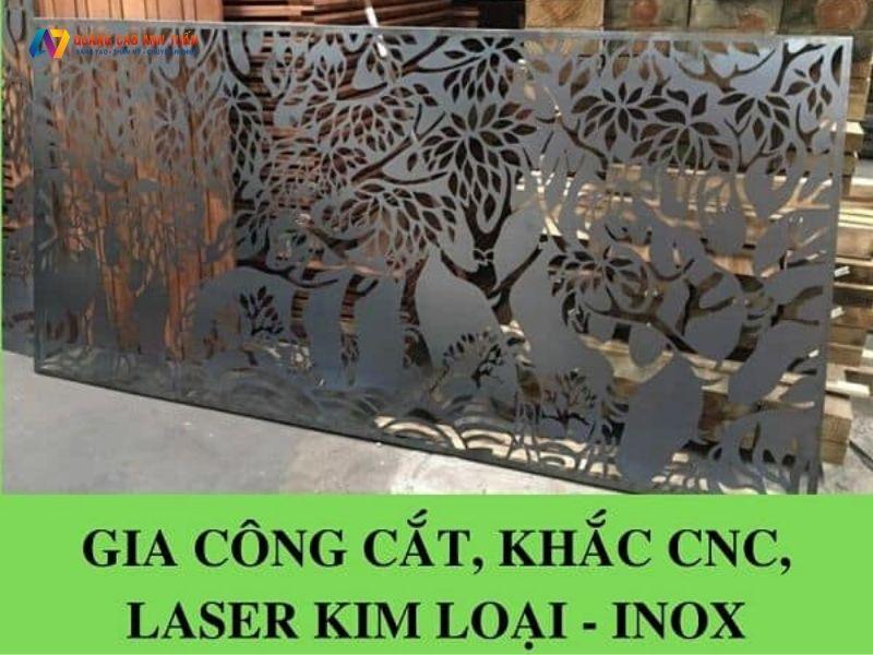 Công Ty Gia Công & Cắt Laser Kim Loại Quận 7 – TP.HCM