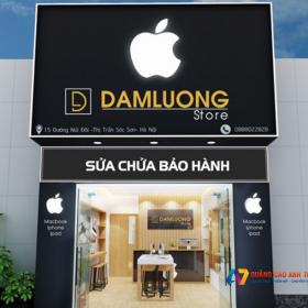 Tiêu chí của một bảng hiệu đẹp cho shop điện thoại