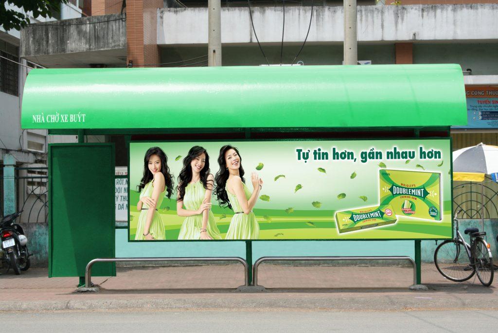 Ứng dụng của loại bảng hiệu quảng cáo ngoài trời