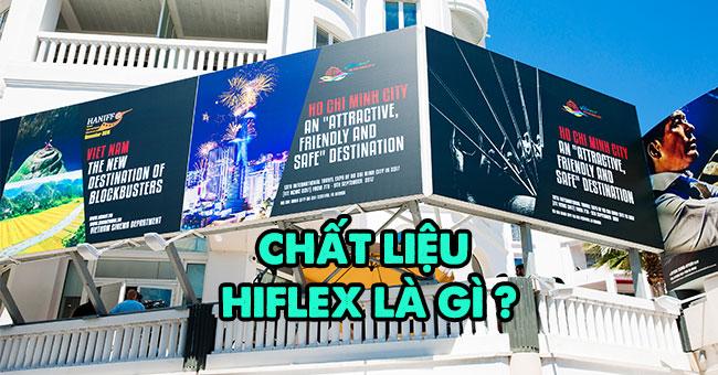 Bạt Hiflex Là Gì? Ứng Dụng Của Bạt Hiflex Trong In Ấn